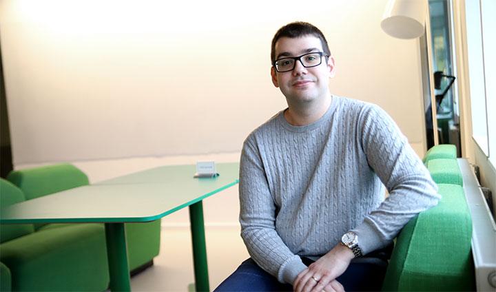 Antonios Tsertsidis är doktorand i informatik vid Handelshögskolan på Örebro universitet.