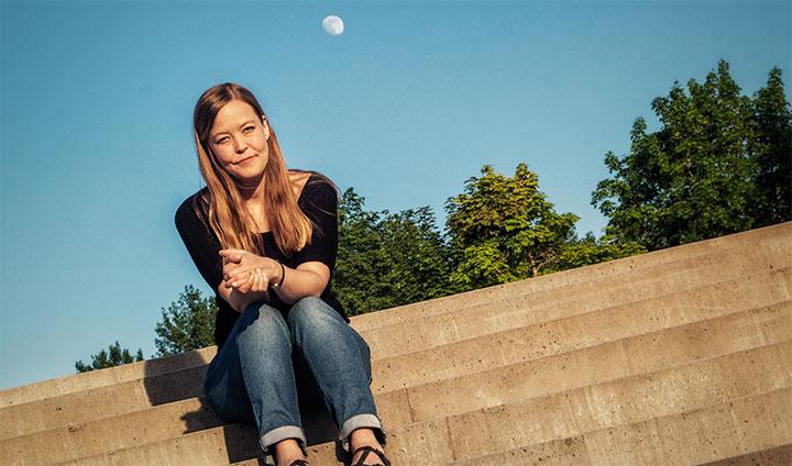 Lina Sandström, forskare vid Örebro universitet.