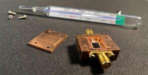 Ny termometer kan påskynda kvantdatorutvecklingen